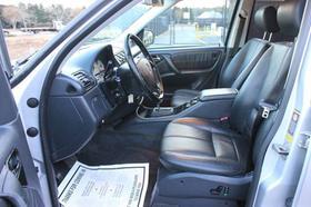 2000 Mercedes-Benz ML-Class ML55 AMG
