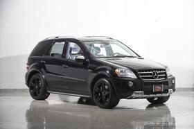 2009 Mercedes-Benz ML-Class ML63 AMG:24 car images available
