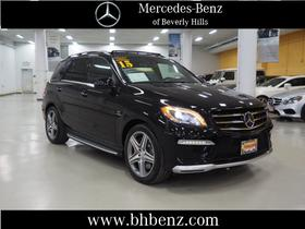2015 Mercedes-Benz ML-Class ML63 AMG:19 car images available