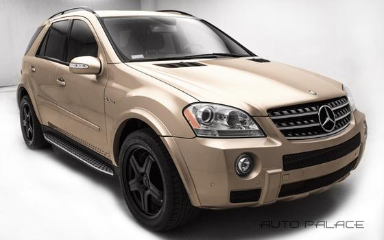 2007 Mercedes-Benz ML-Class ML63 AMG:24 car images available