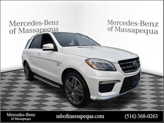 2014 Mercedes-Benz ML-Class ML63 AMG:21 car images available