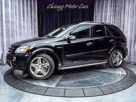 2008 Mercedes-Benz ML-Class ML63 AMG:24 car images available
