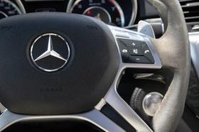 2014 Mercedes-Benz ML-Class ML63 AMG