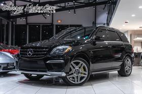 2013 Mercedes-Benz ML-Class ML63 AMG:24 car images available