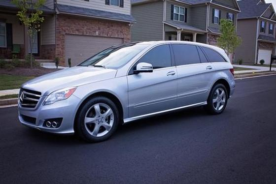 2011 Mercedes-Benz R-Class R350 4Matic:4 car images available