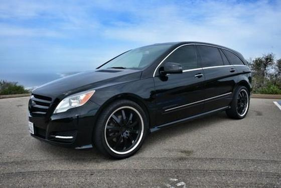 2012 mercedes benz r class r350 for sale in la jolla ca for Mercedes benz r350 for sale