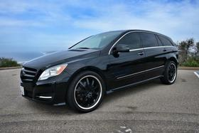 2012 Mercedes-Benz R-Class R350:6 car images available