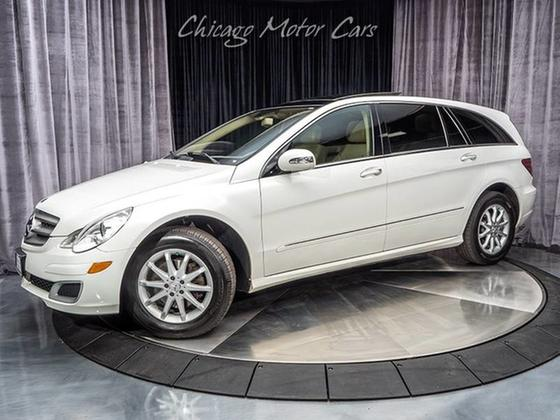 2007 Mercedes-Benz R-Class R350:24 car images available