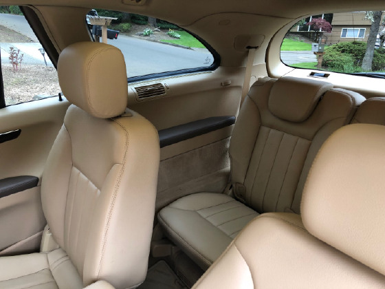 2006 Mercedes-Benz R-Class R500