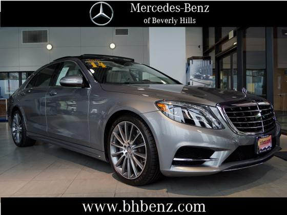2014 Mercedes-Benz S-Class :20 car images available
