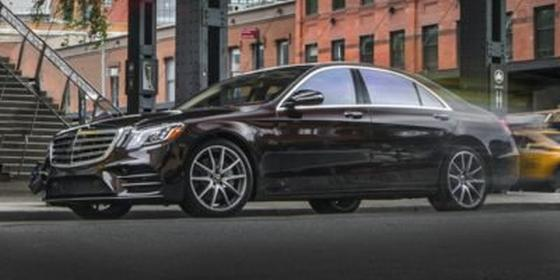 2018 Mercedes-Benz S-Class  : Car has generic photo
