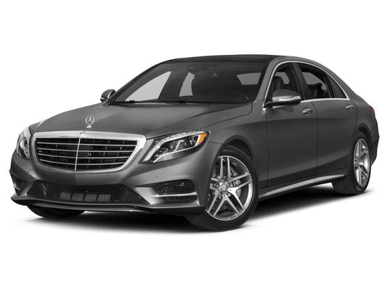 2016 Mercedes-Benz S-Class  : Car has generic photo