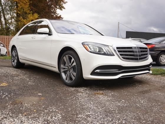 2019 Mercedes-Benz S-Class :16 car images available