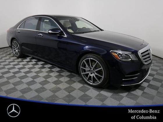 2019 Mercedes-Benz S-Class :18 car images available