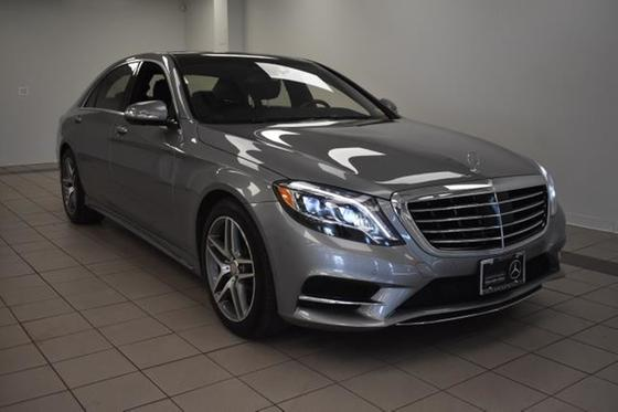 2015 Mercedes-Benz S-Class :20 car images available