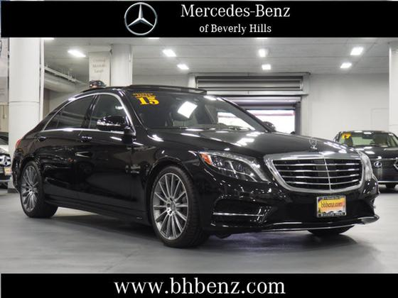 2015 Mercedes-Benz S-Class :19 car images available