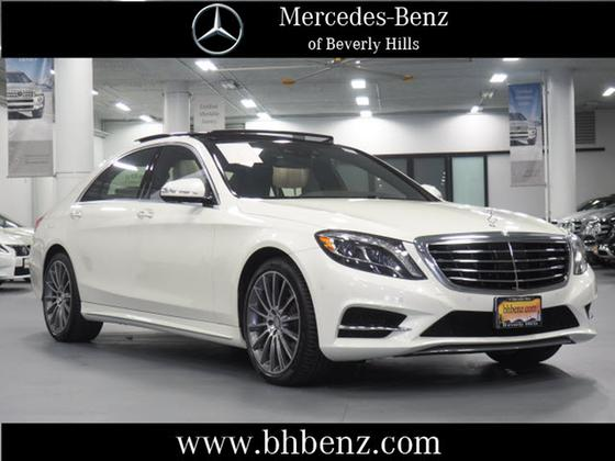 2016 Mercedes-Benz S-Class :19 car images available