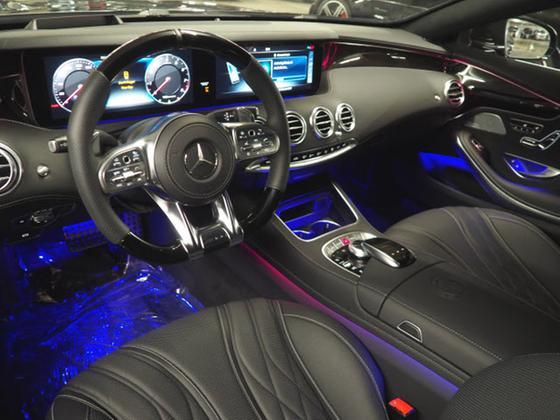 2019 Mercedes-Benz S-Class
