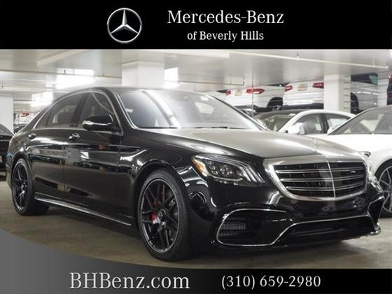 2019 Mercedes-Benz S-Class :11 car images available
