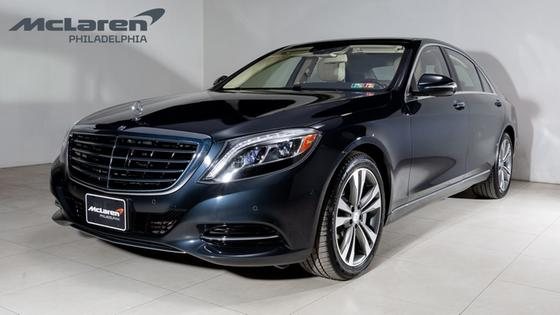 2015 Mercedes-Benz S-Class :22 car images available