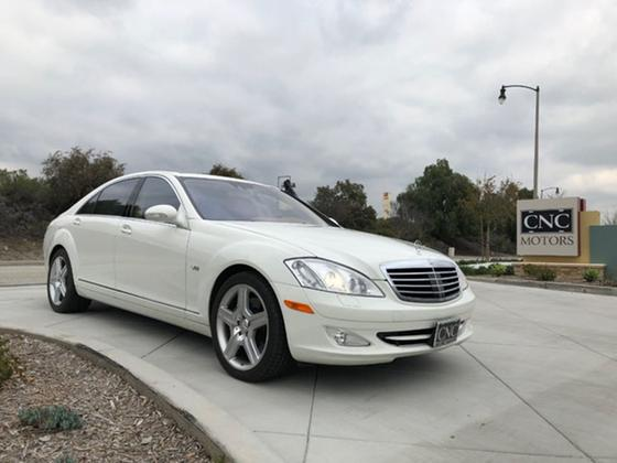 2007 Mercedes-Benz S-Class :8 car images available