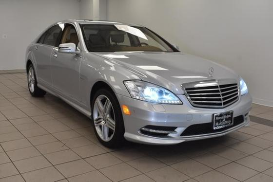 2012 Mercedes-Benz S-Class :20 car images available
