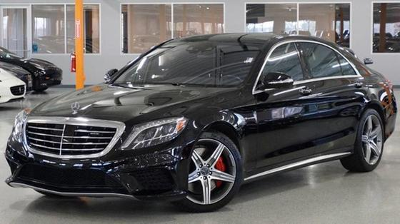 2016 Mercedes-Benz S-Class :24 car images available