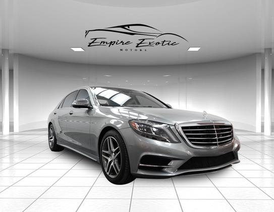2014 Mercedes-Benz S-Class :24 car images available