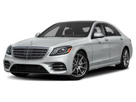 2019 Mercedes-Benz S-Class  : Car has generic photo