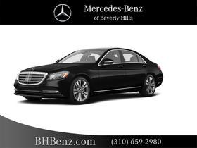 2020 Mercedes-Benz S-Class  : Car has generic photo