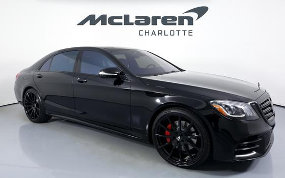 2018 Mercedes-Benz S-Class :24 car images available