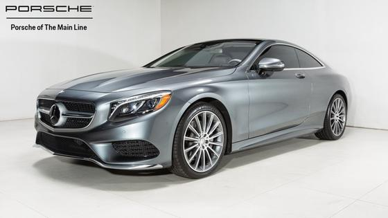 2016 Mercedes-Benz S-Class :22 car images available