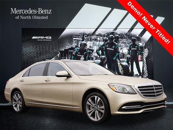 2020 Mercedes-Benz S-Class