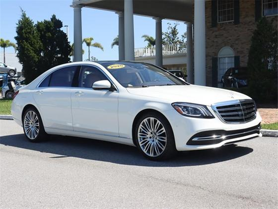 2020 Mercedes-Benz S-Class :24 car images available