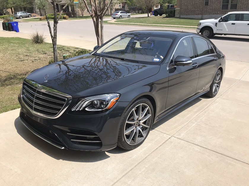 2018 Mercedes-Benz S-Class :7 car images available