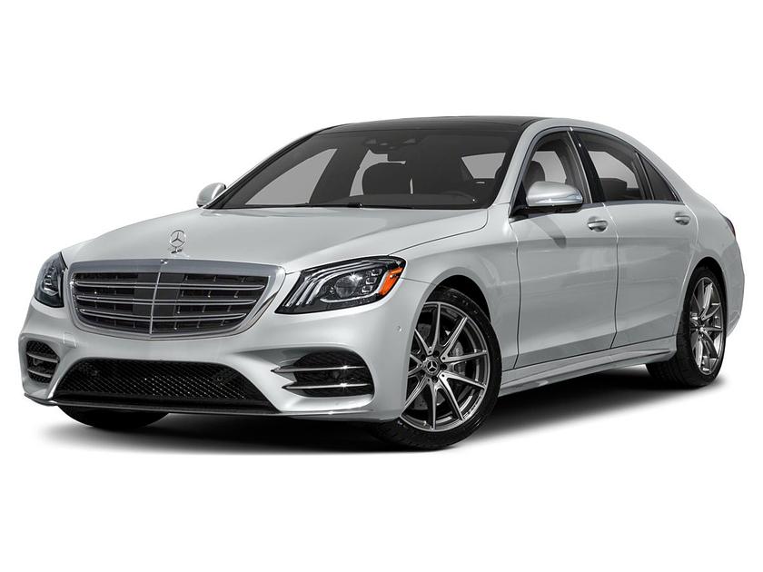 2018 Mercedes-Benz S-Class  : Car has generic photo