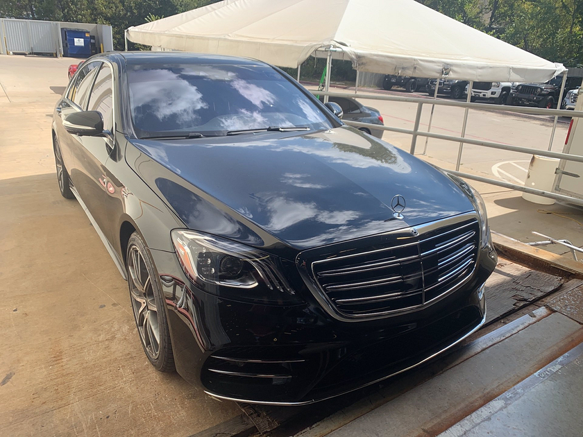 2020 Mercedes-Benz S-Class :7 car images available