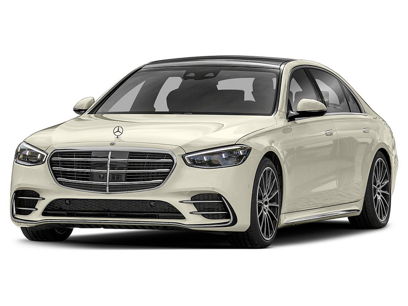 2022 Mercedes-Benz S-Class  : Car has generic photo