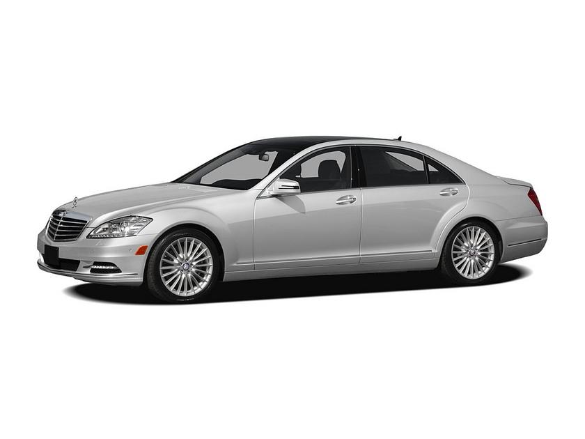 2011 Mercedes-Benz S-Class  : Car has generic photo