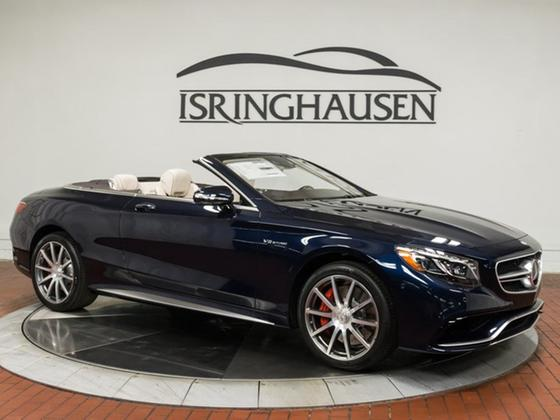 2017 Mercedes-Benz S-Class AMG S 63 Cabriolet:24 car images available