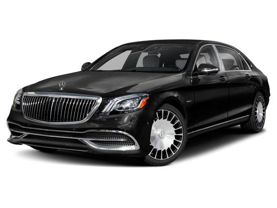 2020 Mercedes-Benz S-Class Maybach S560 : Car has generic photo