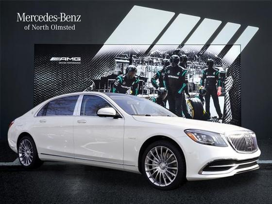 2020 Mercedes-Benz S-Class Maybach S560:24 car images available