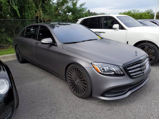 2018 Mercedes-Benz S-Class Maybach S560:3 car images available