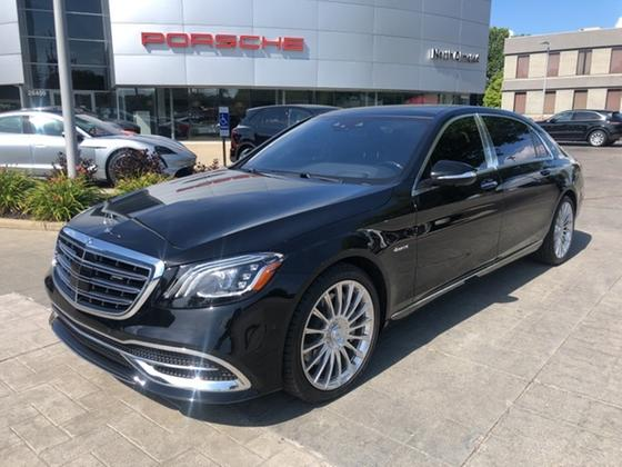 2018 Mercedes-Benz S-Class Maybach S560:22 car images available