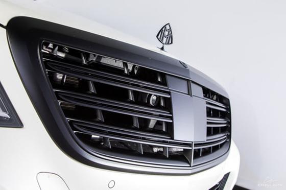 2016 Mercedes-Benz S-Class Maybach S600