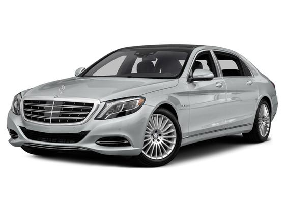 2016 Mercedes-Benz S-Class Maybach S600 : Car has generic photo