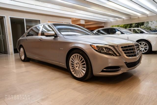 2016 Mercedes-Benz S-Class Maybach S600:19 car images available