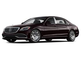2020 Mercedes-Benz S-Class Maybach S650 : Car has generic photo