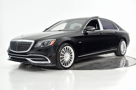 2019 Mercedes-Benz S-Class Maybach S650:24 car images available