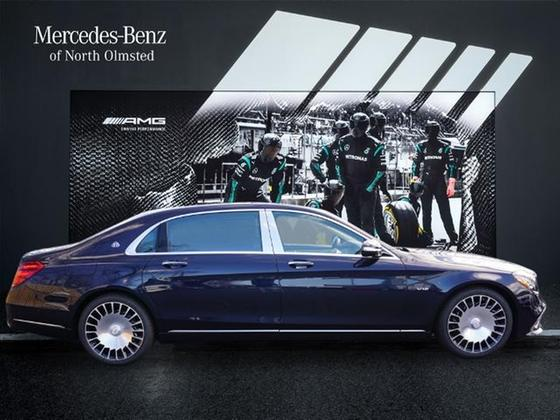 2020 Mercedes-Benz S-Class Maybach S650